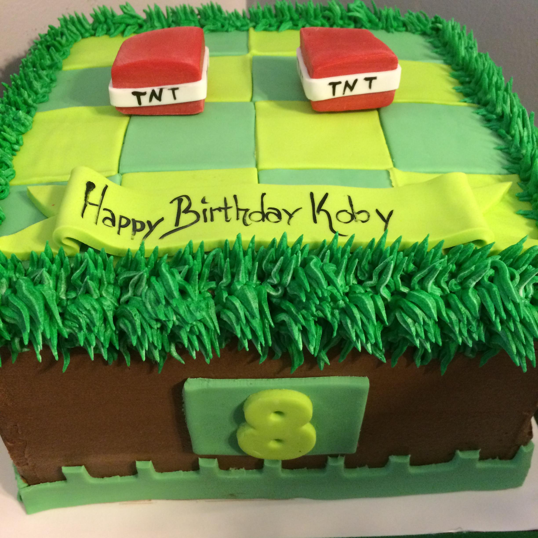 Gamer Cake Ms Lauras Cakes