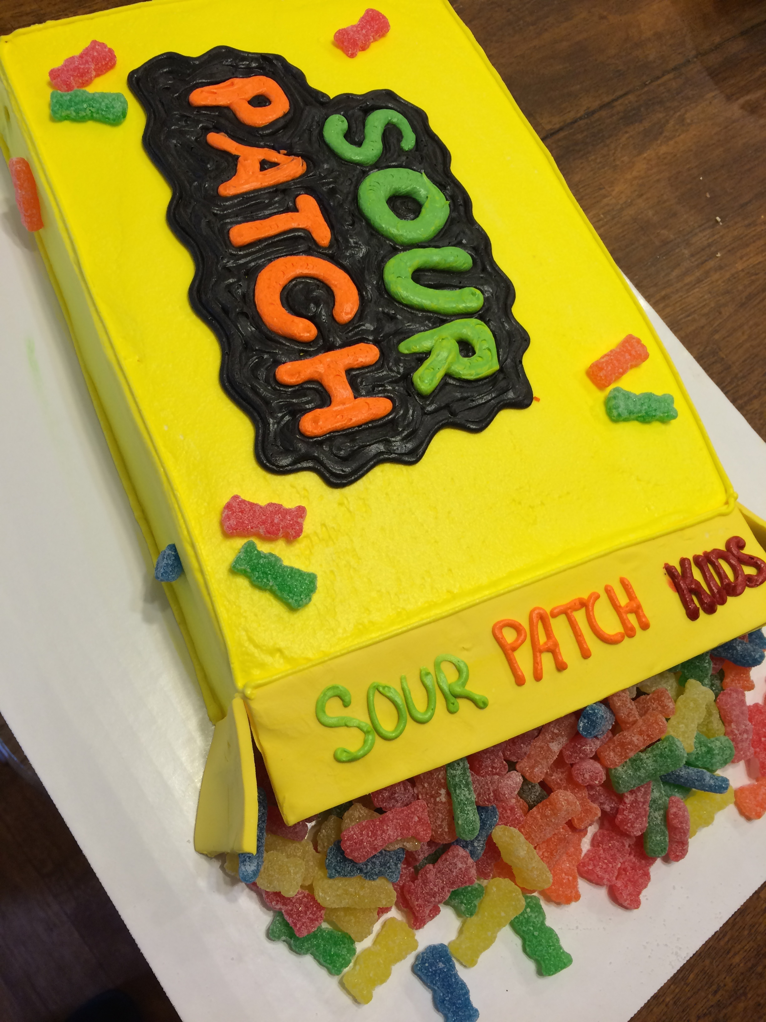 sour patch – Ms. Laura\'s Cakes