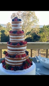 the point cake