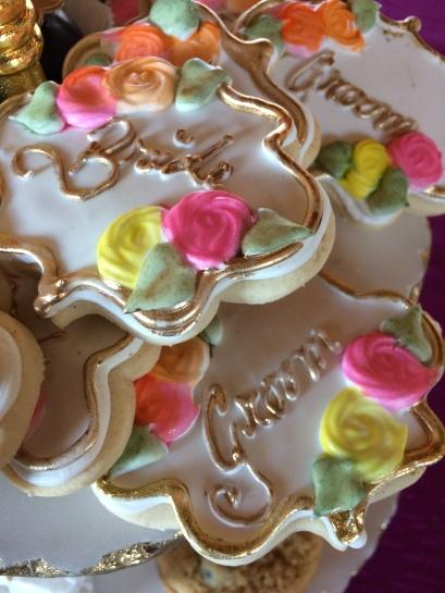 bride cookie